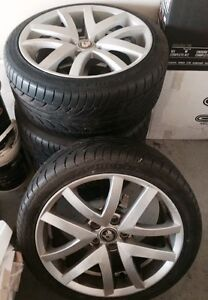 """19"""" staggerd ve clubsport wheels Tamworth Tamworth City Preview"""