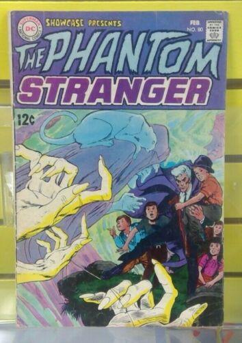 DC Showcase #80 Phantom Stranger 1st Silver Age Appearance DC Comics 1969