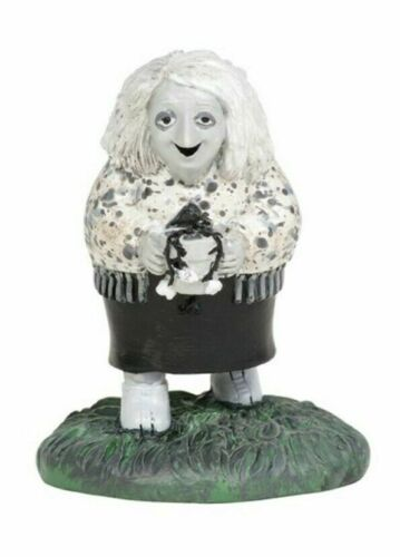Dept 56 Hot Properties The Addams Family Village GRANNY FRUMP 6004287 NEW IN BOX