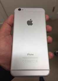 iPhone 6 Plus Silver 64gb