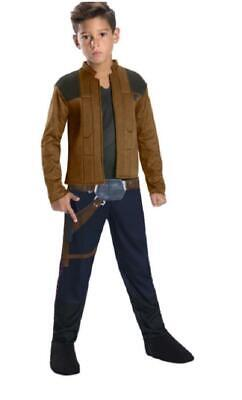 Star Wars HAN SOLO ~ Halloween Costume ~ Child L Large (12-14) ~ NEW (Han Solo Baby Costume)