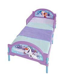 Frozen Toddler Bed No Mattress
