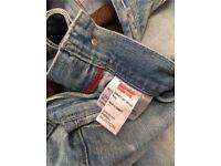 "Burton Men's Jeans 40"" Reg cost £45"