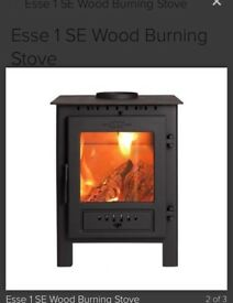 Esse No 1 wood burner NEW