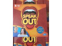 * Wholesale Speak Out Games *