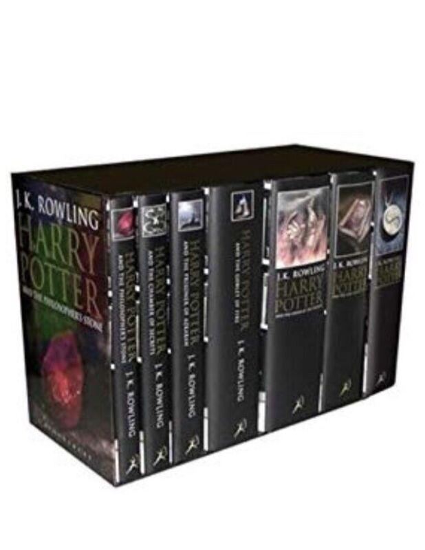 ⚡️Harry Potter Adult Edition Box - english - Bloomsbury Original Gebunden NEU