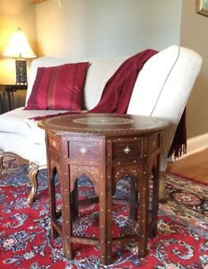 Anglo Indian Table