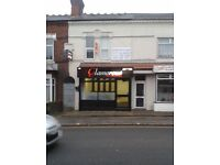 A Nice Two Bedroom Flat above Shop an Pershore Road, Kings Norton, B30