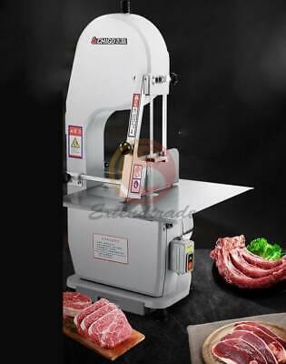 Commercial Kitchen Bone Saw Machine Frozen Meat Fish Bone Sawing Cutting 1100w