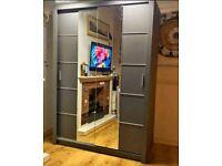 SANTA SALE ON SLIDING MIRRORED DOOR WARDROBES!!!