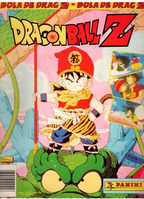 FACSIMIL STICKER ALBUM CROMOS DRAGON BALL Z BOLA DRAGON 1995 PANINI ESPAÑA...