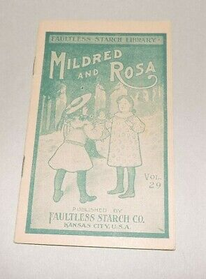 Faultless Starch (Kansas City, Mo) Library: Mildred and Rosa Vol. 29
