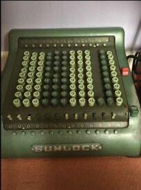 1950s sumlock