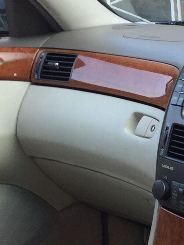 Lexus Ls430 Complete Glovebox Assembly