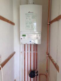 SUPPLY & FIT PROMO Worcester Bosch Greenstar 30i ErP+Magnetic TF1 Fliter+Wireless Clock+Flush= £1495