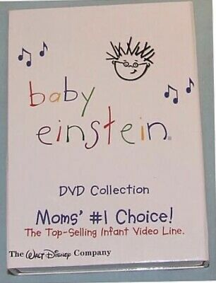 Baby Einstein (DVD 26-Discs BOX Set) Collection New/Sealed