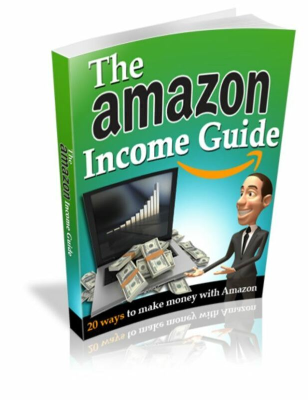 The Amazon Income Guide + Buy Anything Wholesale PDF EBOOKS MASTER RESELL RIGHTS