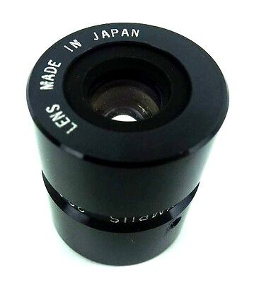 Olympus 22.3mm F3.5 Microscope Medical Camera Lens 78-8012-3450-7 Japan New