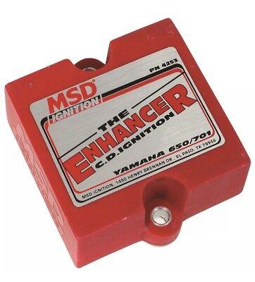 MSD Ignition 4253 Enhancer Ignition Control Module Fits 90-93 SJ650 Super Jet ()