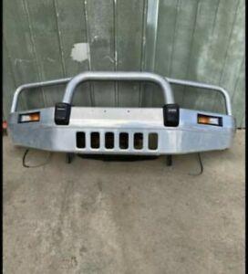 Nissan Patrol bullbar