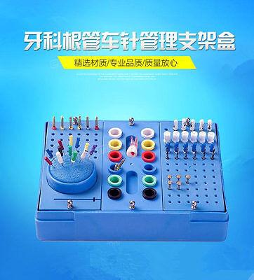 Multipurpose Dental Sterilize Plastic Endo Box Autoclave Sterilizer 135