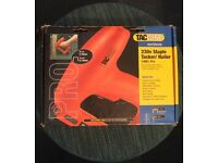 Tacwise staple tacker and nailer.