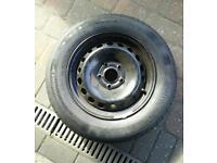 2 x 195/65 R 15 Contipremium Contact 2e tyres