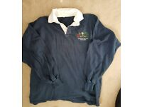 Original Scotland 1990 Grandslam Rugby Top