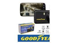 Brand new - Goodyear Camera Video Dash Cam Recorder. Full HD.