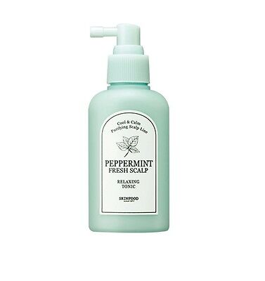 *Skinfood*   Peppermint Fresh Scalp Relaxing Tonic 120ml