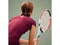 Ladies Beginners Tennis at Shrivenham Tennis Club