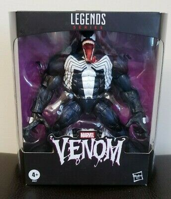 "New Marvel Legends Series Hasbro 6"" Venom Deluxe Eddie Brock IN HAND & SEALED"