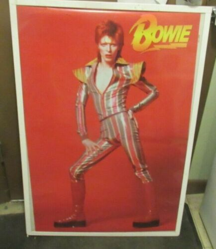 DAVID BOWIE POSTER NEW RARE VINTAGE COLLECTIBLE 2018 FUTURE COLLECTABLE ROCK GOD