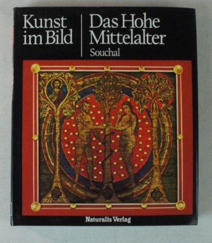 Kunst im Bild Souchal Das Hohe Mittelalter Buch 3-88703-703-0 Kunst B11320