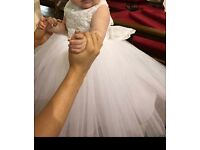 Bespoke Christening Dress Made By Bridesworld