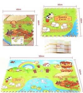 Brand new 2cm thick foam mat children play mat Willetton Canning Area Preview