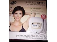 Brand new unopened Rio hello skin IPL hair removal laser