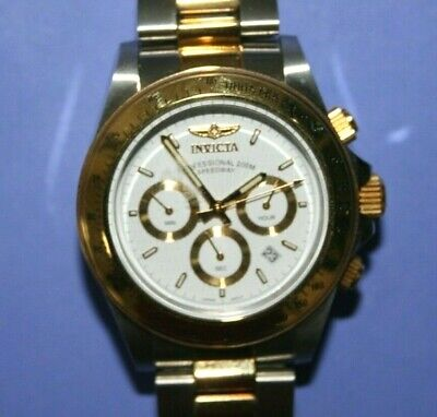 Invicta Speedway Chronograph Men's Wristwatch  #9212   [020GCM]