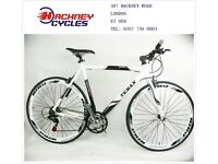 Brand New aluminium 21 speed hybrid road bike ( 1 year warranty + 1 year free service ) 88b