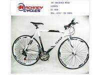 Brand New aluminium 21 speed hybrid road bike ( 1 year warranty + 1 year free service ) e