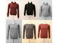 Men's Hoodies and Sweatshirts - wholesale