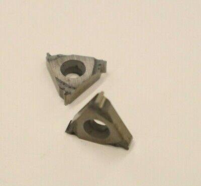 10 Pieces Seco 16er 16acme K20 Carbide Inserts  H104