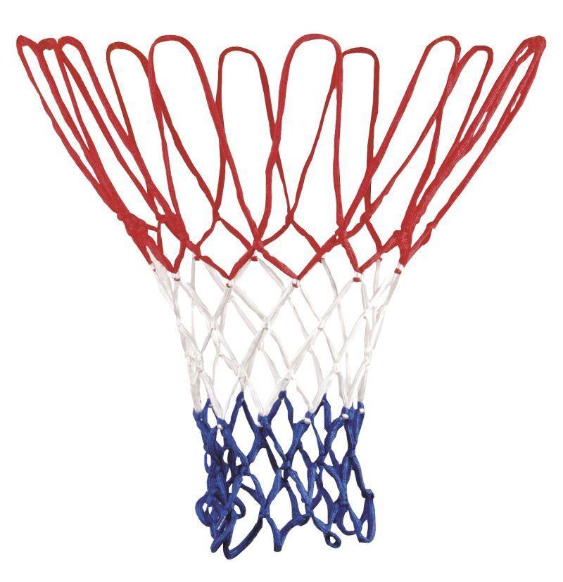 Hudora Basketballnetz Netz für Basketballkorb Ersatznetz 45 cm 12 Schlaufen
