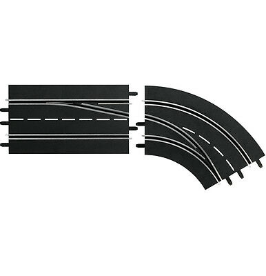 Carrera Digital 124/132  Lane Change Curve Right, Out to In slot car track 30365 Track Carrera Digital 132 Slot