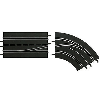 Carrera Digital 124/132  Lane Change Curve Right, In to Out slot car track 30364 Track Carrera Digital 132 Slot