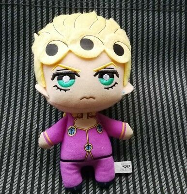 Home Decor Wholesale 2018 NEW JoJo's Bizarre Adventure Golden Wind Plush Giorno  PLUSH DOLL Home Decor Glass Bottles