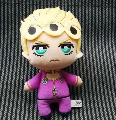 Home Decor Wholesale 2018 NEW JoJo's Bizarre Adventure Golden Wind Plush Giorno  PLUSH DOLL Harley Davidson Home Decor Products