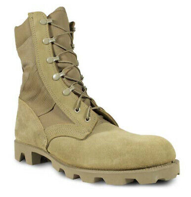 McRae Hot Weather Coyote Combat Boot w/Panama Outsole 8190 - Coyote Boot