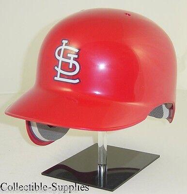 Rawlings St Louis - ST. LOUIS CARDINALS RED Rawlings Classic Full Size MLB Batting Helmet - Lefty