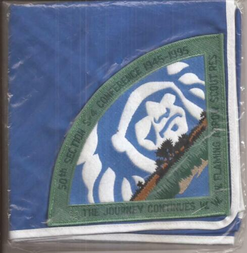 1995 S-4 Section Conference Neckerchief